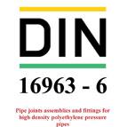 استاندارد DIN 16963-6