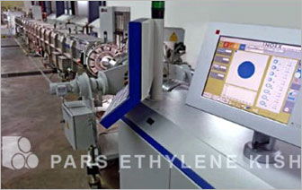 monitoring system for pe pipe