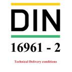 استاندارد DIN 16961-2