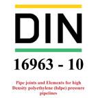 استاندارد DIN 16963-10