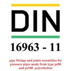 استاندارد DIN 16963-11
