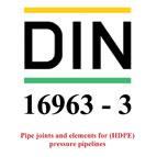 استاندارد DIN 16963-3