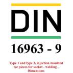استاندارد DIN 16963-9