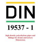 استاندارد DIN 19537-1
