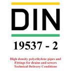 استاندارد DIN 19537-2
