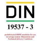 استاندارد DIN 19537-3