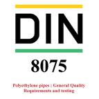 استاندارد DIN 8075