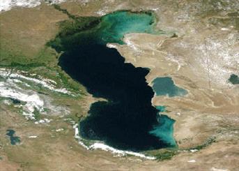 انتقال آب خزر به دریاچه ارومیه