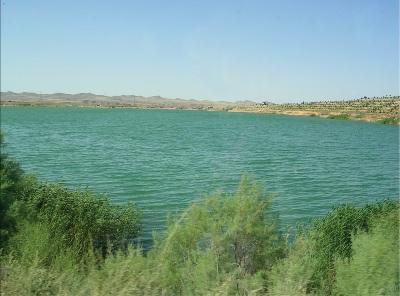 بزنگان عروس دریاچه های شمال شرق ایران