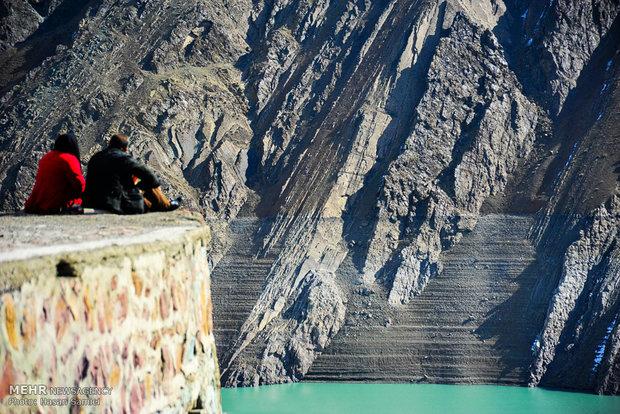 خشکی احتمالی سد فارس