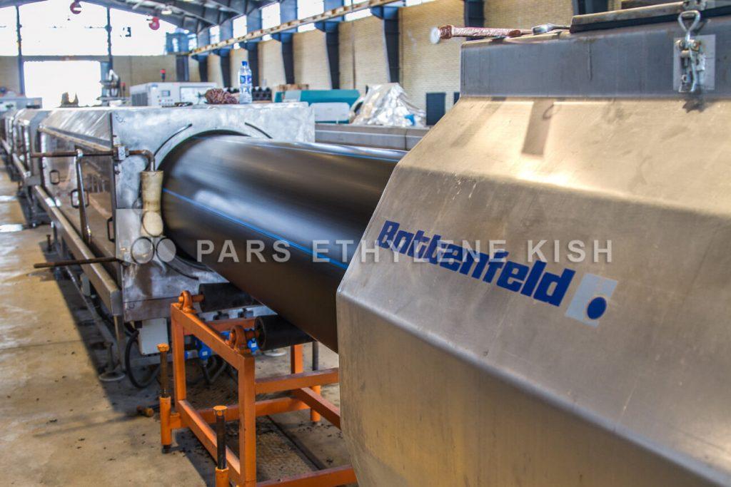 PE pipe factory 01