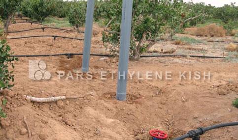 لوله پلی اتیلن 16 میلی متر آبیاری
